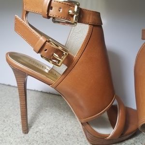 Michael Kors sz. 8 heels leather